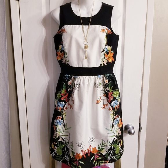 Ricki's Floral Dress